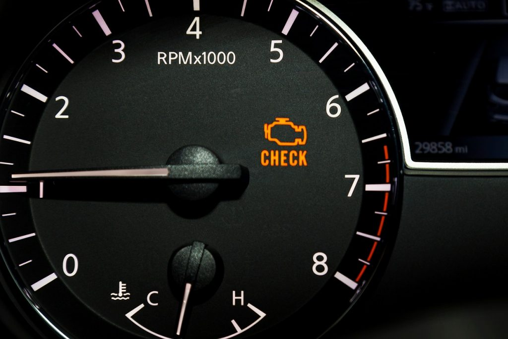 Check Engine Light Image
