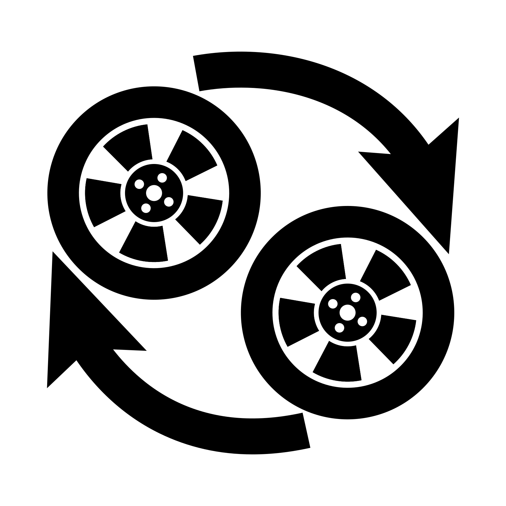 tire change icon